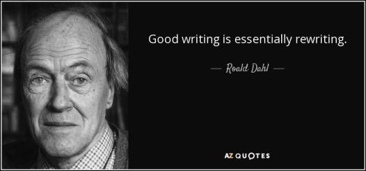 quote-good-writing-is-essentially-rewriting-roald-dahl-59-94-07